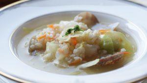 玄米を始めてみようと思う方は雑炊が食べやすくていいですよ。