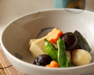 煮物などに添えるだけでぐーんと彩りよく、季節感あるれますよ〜。