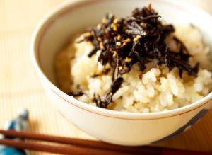 毎日玄米を食卓に!