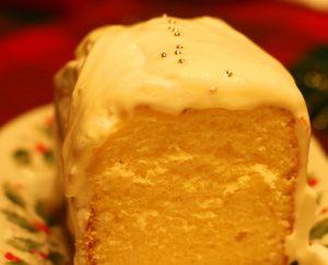 マーブルケーキもいいけどプレーンもいけるよ!